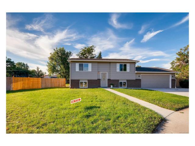 1124 Lewiston Street, Aurora, CO 80011 (#1689515) :: The Peak Properties Group
