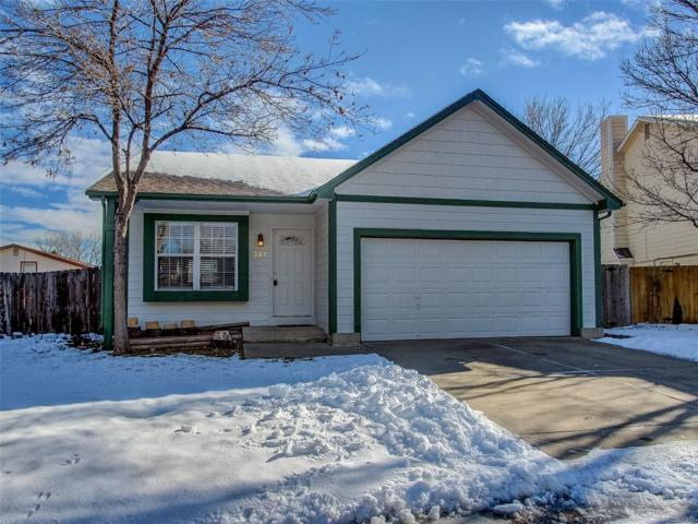 284 E Greenway Circle, Broomfield, CO 80020 (MLS #1689581) :: 8z Real Estate