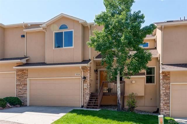 1529 Ledge Rock Terrace, Colorado Springs, CO 80919 (MLS #1690476) :: 8z Real Estate