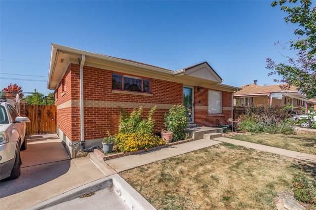 7877 Quivas Way, Denver, CO 80221 (MLS #1690507) :: 8z Real Estate