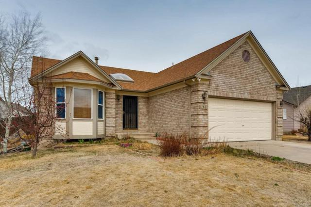 12661 Catch Pen Road, Peyton, CO 80831 (#1690685) :: The Pete Cook Home Group
