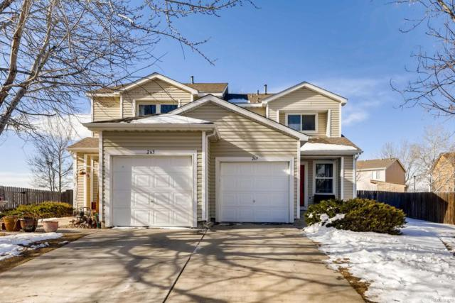269 Ponderosa Place, Fort Lupton, CO 80621 (#1691210) :: The Griffith Home Team