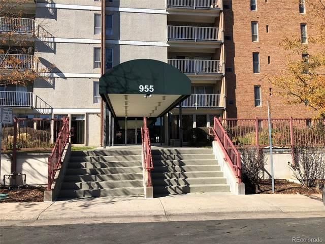 955 Eudora Street #1507, Denver, CO 80220 (#1691691) :: Compass Colorado Realty