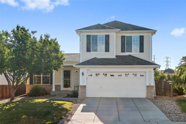 11234 Wintergreen Drive, Parker, CO 80138 (#1691777) :: The Healey Group