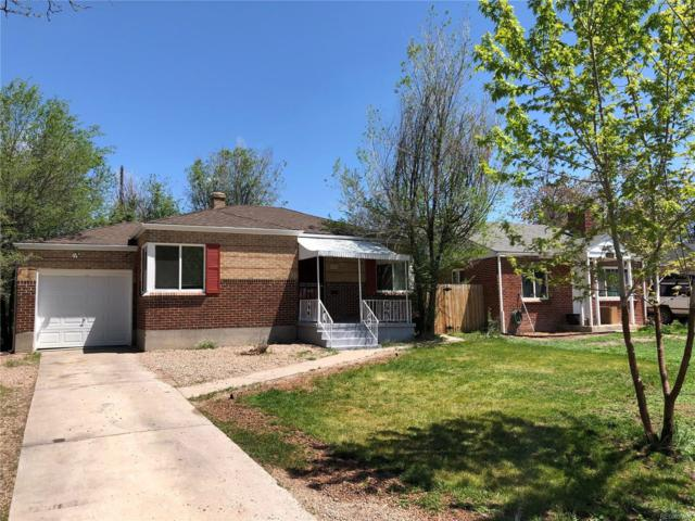 1636 Trenton Street, Denver, CO 80220 (MLS #1691811) :: 8z Real Estate