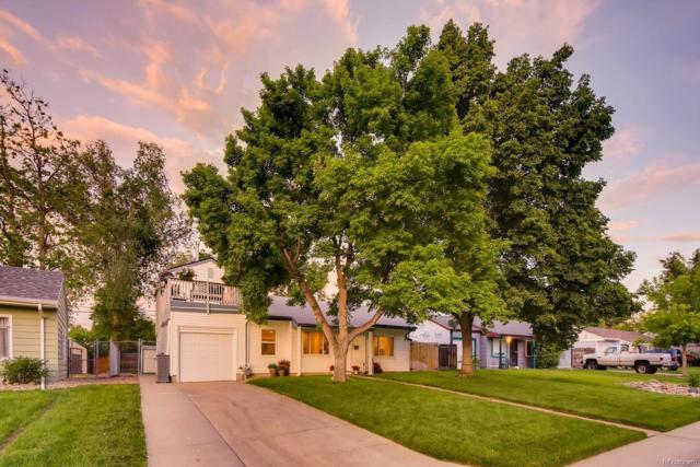 3004 S Fairfax Street, Denver, CO 80222 (#1692321) :: Bring Home Denver with Keller Williams Downtown Realty LLC