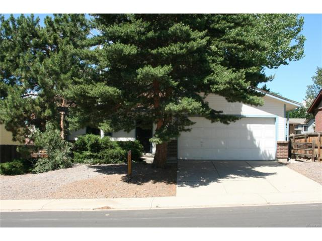 2357 S Eldridge Court, Lakewood, CO 80228 (MLS #1692346) :: 8z Real Estate