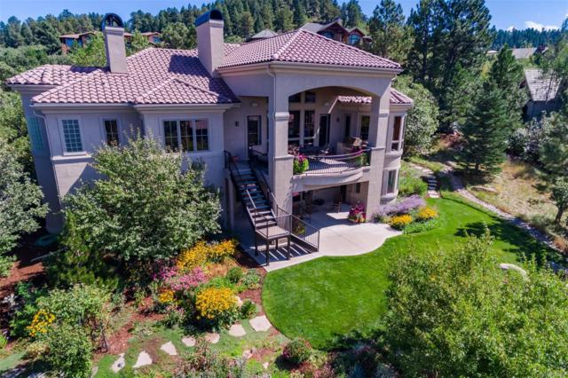 1058 Country Club Estates Drive, Castle Rock, CO 80108 (#1692666) :: The Peak Properties Group