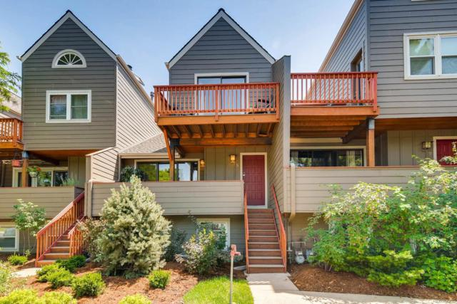 1850 22nd Street #5, Boulder, CO 80302 (#1693143) :: The Healey Group