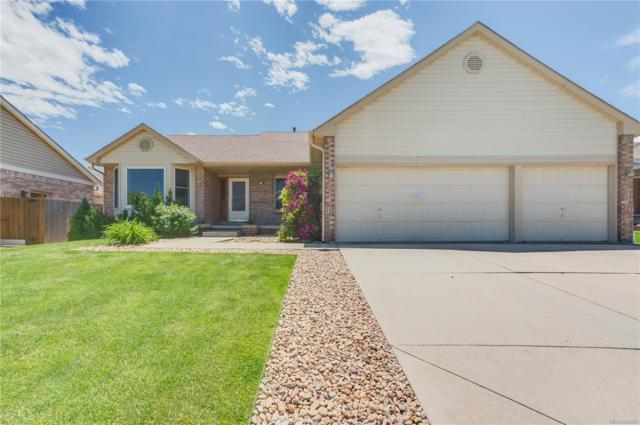 2386 E 125th Court, Thornton, CO 80241 (#1693475) :: Bring Home Denver with Keller Williams Downtown Realty LLC