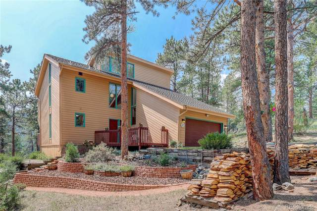 27604 Pine Valley Drive, Evergreen, CO 80439 (#1693732) :: The DeGrood Team