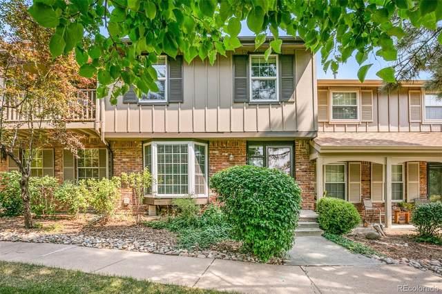 7505 W Yale Avenue #1704, Denver, CO 80227 (MLS #1694039) :: Find Colorado