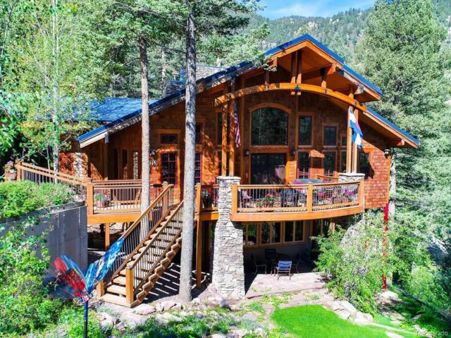 8215 Anemone Hill Road, Cascade, CO 80809 (#1694320) :: The HomeSmiths Team - Keller Williams