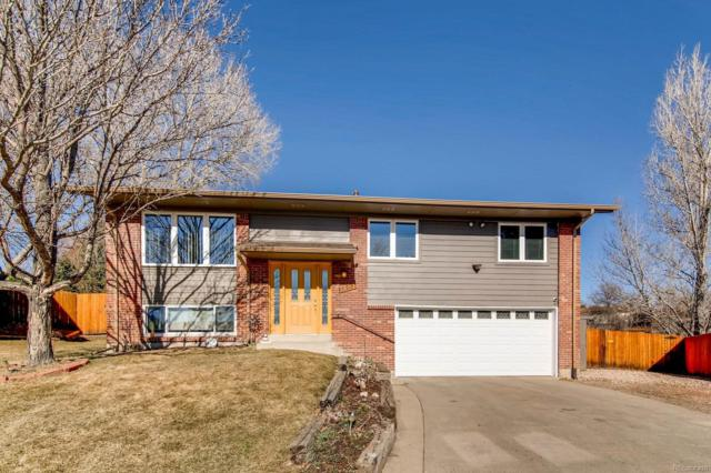 1821 S Arbutus Court, Lakewood, CO 80228 (#1694425) :: Colorado Home Finder Realty