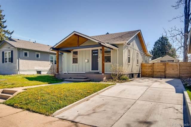 2266 S Downing Street, Denver, CO 80210 (#1694651) :: Briggs American Properties