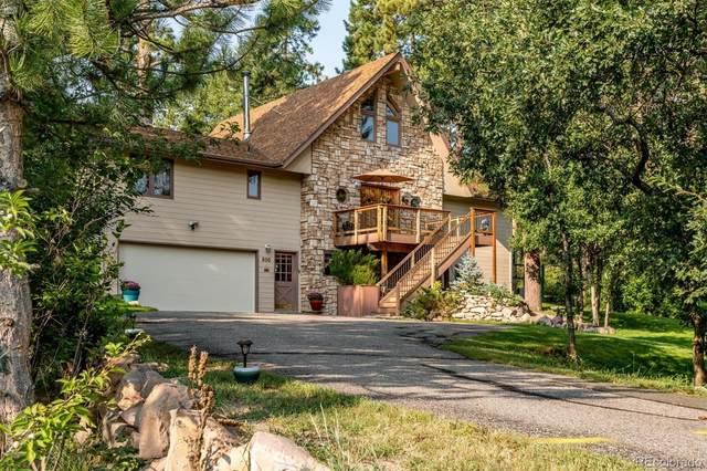 530 Windmill Road, Castle Rock, CO 80108 (MLS #1694875) :: Bliss Realty Group