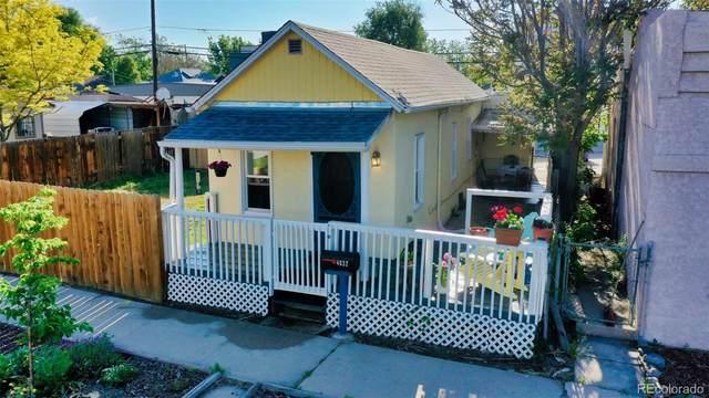 4032 N Pecos Street, Denver, CO 80211 (#1694928) :: Briggs American Properties