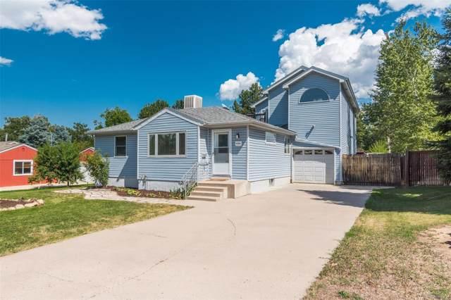 6484 S Prescott Street, Littleton, CO 80120 (MLS #1695106) :: 8z Real Estate