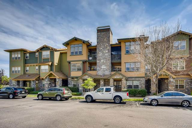15455 Canyon Rim Drive #303, Englewood, CO 80112 (#1695143) :: Kimberly Austin Properties