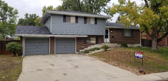 2115 S Ammons Street, Lakewood, CO 80227 (MLS #1695573) :: 8z Real Estate