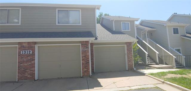 1312 S Cathay Court #102, Aurora, CO 80017 (MLS #1695648) :: The Space Agency - Northern Colorado Team