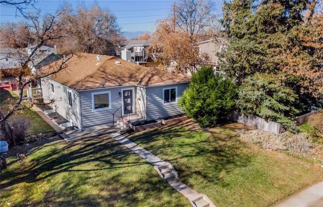 2575 S Gilpin Street, Denver, CO 80210 (#1695916) :: Wisdom Real Estate