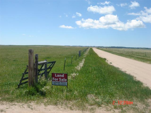24500 County Road 37, Elbert, CO 80106 (MLS #1696006) :: 8z Real Estate