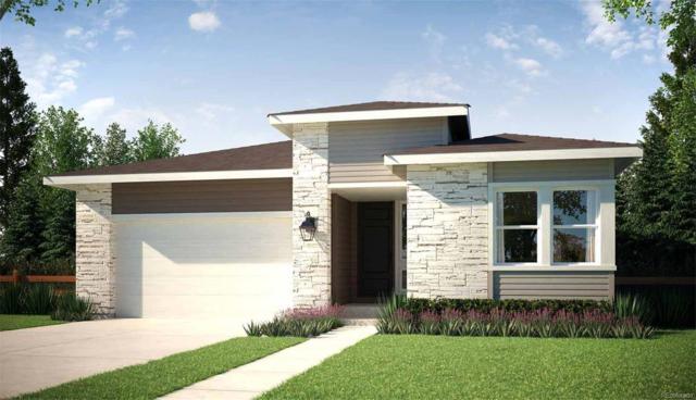 18284 W 94th Lane, Arvada, CO 80007 (#1696040) :: The Peak Properties Group