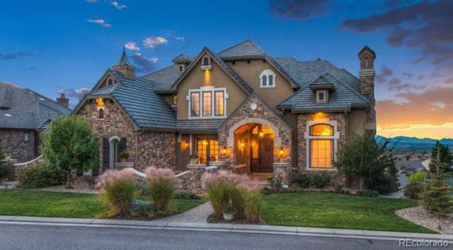 10841 Backcountry Drive, Highlands Ranch, CO 80126 (#1696074) :: The Heyl Group at Keller Williams