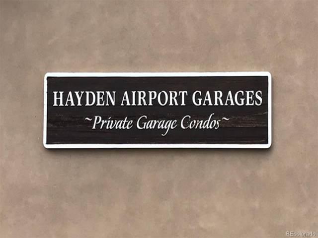 501 W Airport Boulevard A-18, Hayden, CO 81639 (MLS #1696146) :: 8z Real Estate
