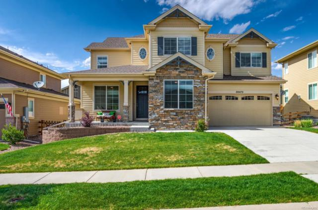 20473 Northern Pine Avenue, Parker, CO 80134 (#1696282) :: The HomeSmiths Team - Keller Williams