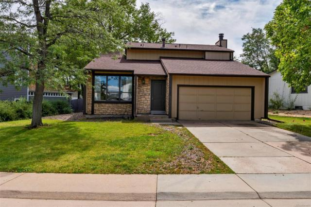 7664 W Plymouth Place, Littleton, CO 80128 (#1696566) :: The City and Mountains Group