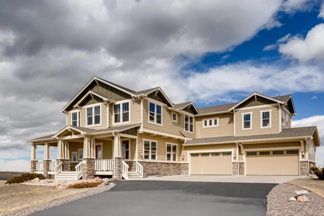 33225 Starridge Circle, Elizabeth, CO 80107 (#1696625) :: Compass Colorado Realty