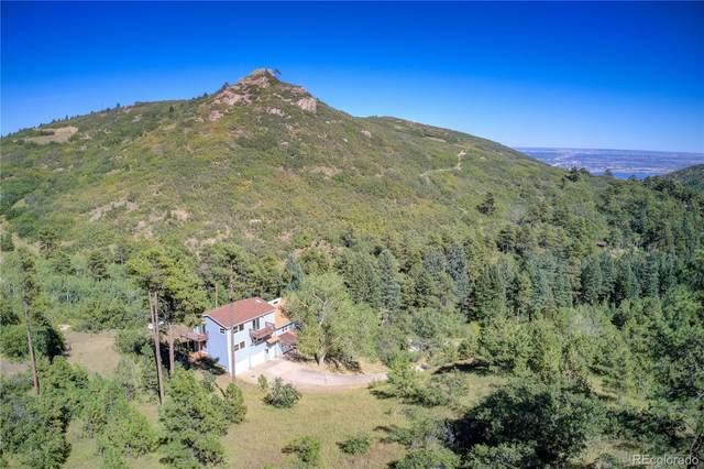16947 Oak View Trail, Littleton, CO 80127 (#1696744) :: You 1st Realty