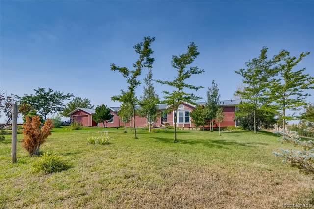 5911 S County Road 181, Byers, CO 80103 (MLS #1697238) :: 8z Real Estate