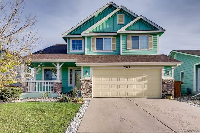 7327 Brush Hollow Drive, Fountain, CO 80817 (#1697402) :: The DeGrood Team