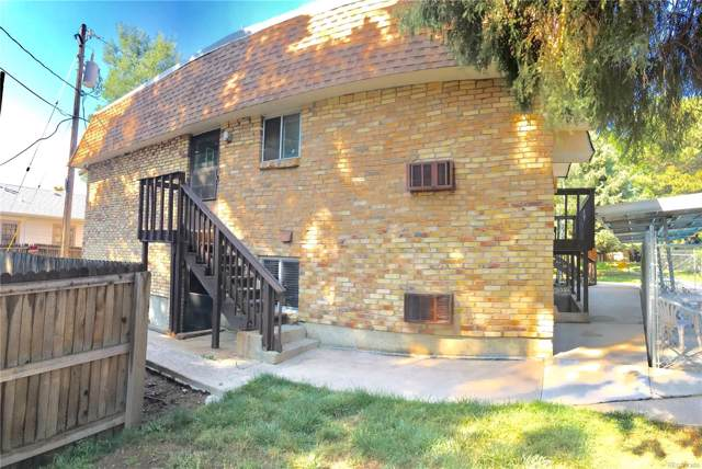 1390 Everett Court #112, Lakewood, CO 80215 (#1697602) :: The Griffith Home Team