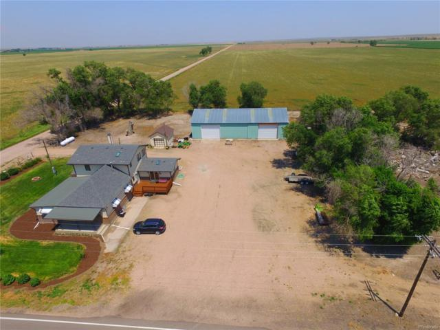 21003 County Road 90, Pierce, CO 80650 (MLS #1697657) :: 8z Real Estate