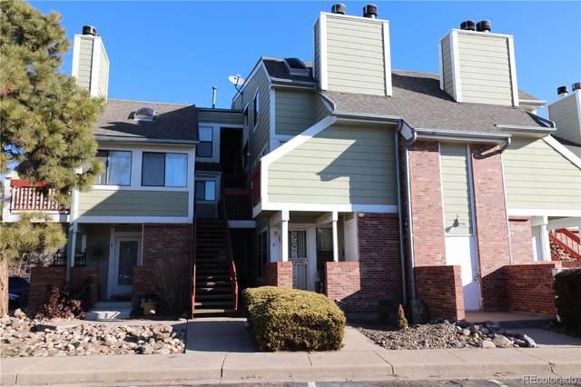912 S Dearborn Way #20, Aurora, CO 80012 (MLS #1697695) :: 8z Real Estate