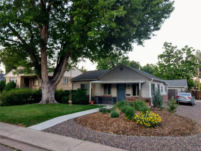 2480 S High Street, Denver, CO 80210 (#1697889) :: Wisdom Real Estate