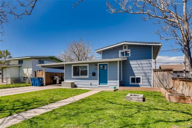 6731 Albion Street, Commerce City, CO 80022 (#1697913) :: The Healey Group