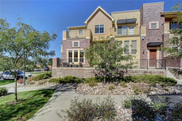 9456 Rockhurst Street F, Highlands Ranch, CO 80129 (#1698350) :: House Hunters Colorado