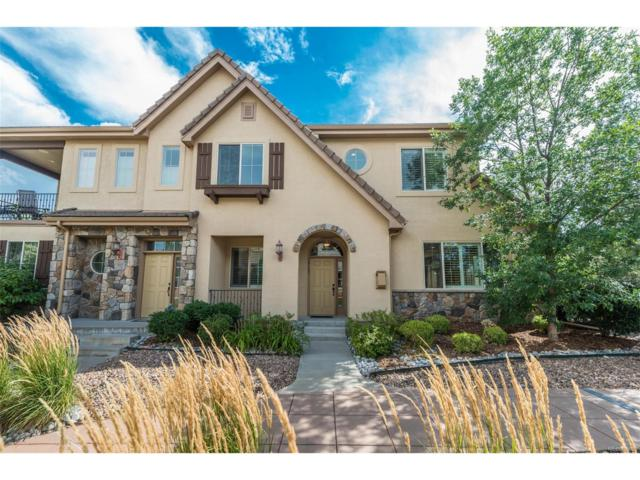 10123 Bluffmont Lane, Lone Tree, CO 80124 (#1698619) :: Structure CO Group