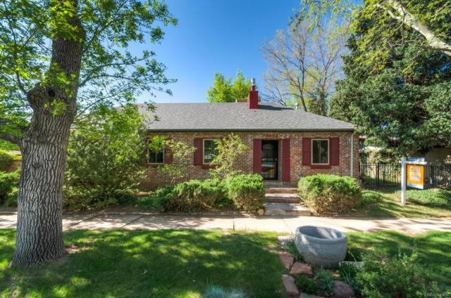 2424 E Iliff Avenue, Denver, CO 80210 (MLS #1699548) :: 8z Real Estate