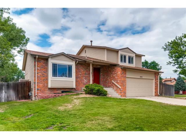 5451 S Zeno Street, Centennial, CO 80015 (MLS #1699677) :: 8z Real Estate