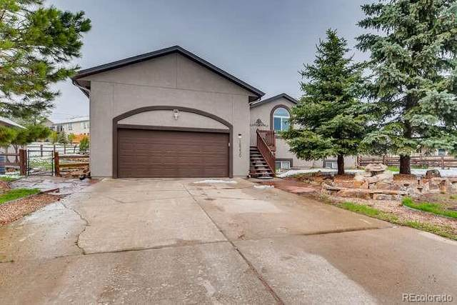 18330 Guire Way, Monument, CO 80132 (#1699782) :: Berkshire Hathaway HomeServices Innovative Real Estate
