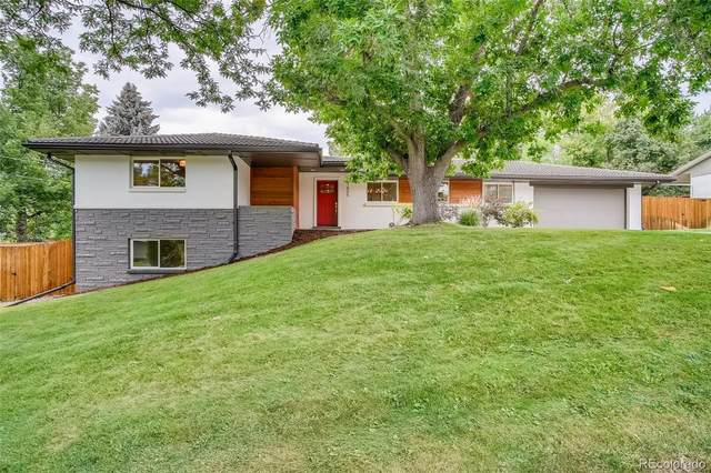 1805 Applewood Drive, Lakewood, CO 80215 (MLS #1700032) :: Bliss Realty Group