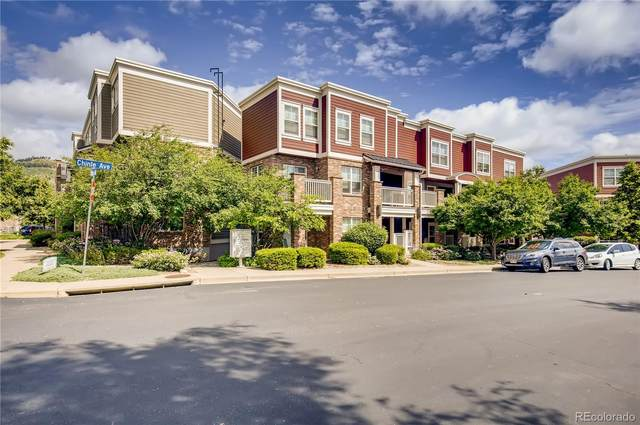 801 Chinle Avenue #8, Boulder, CO 80304 (MLS #1700736) :: Bliss Realty Group