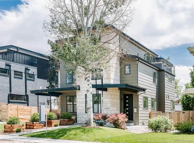 3450 W 36th Avenue, Denver, CO 80211 (#1700784) :: Real Estate Professionals