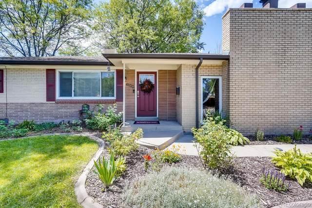 4100 W Harvard Avenue, Denver, CO 80219 (#1700837) :: The Griffith Home Team